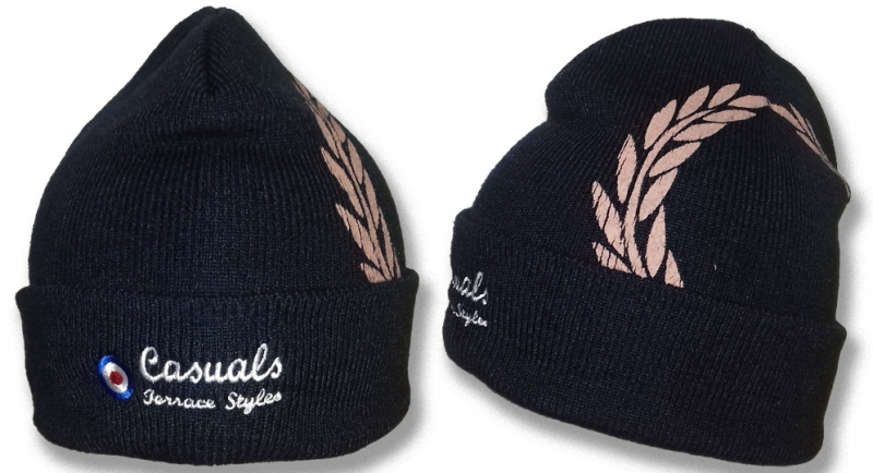 BEANIE CASUALS CROWN AND TARGET