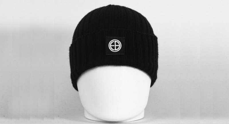 BEANIE EB BLACK European Brotherhood