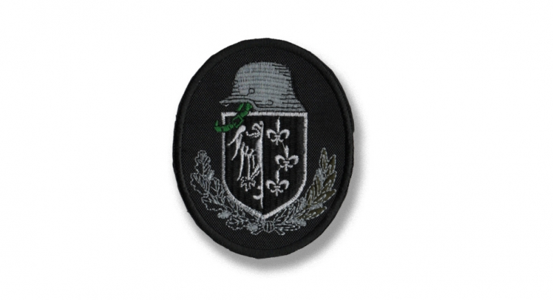 PATCH CHARLEMAGNE ELMET Patches