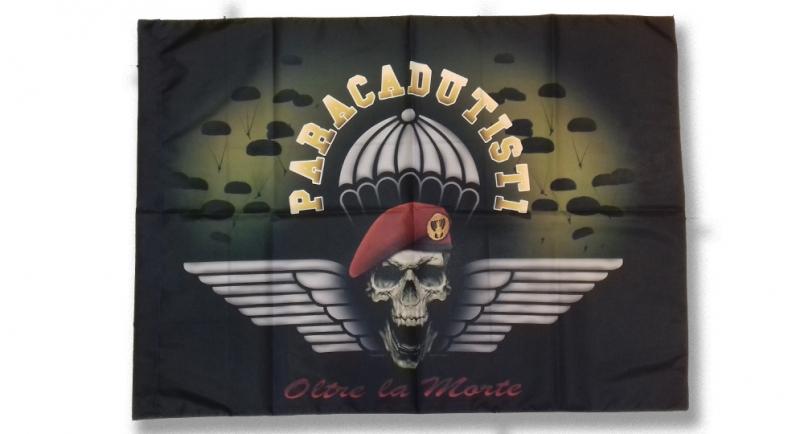 FLAG PARACADUTISTI Flags