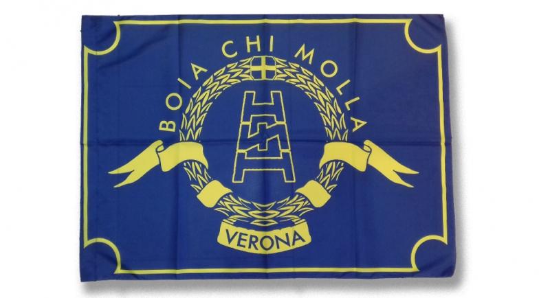 FLAG VERONA BOIA CHI MOLLA