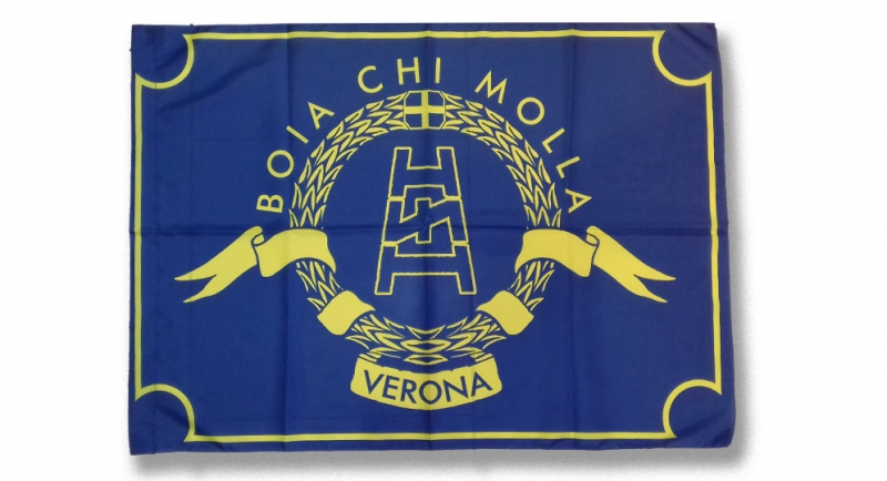 FLAG VERONA BOIA CHI MOLLA Flags