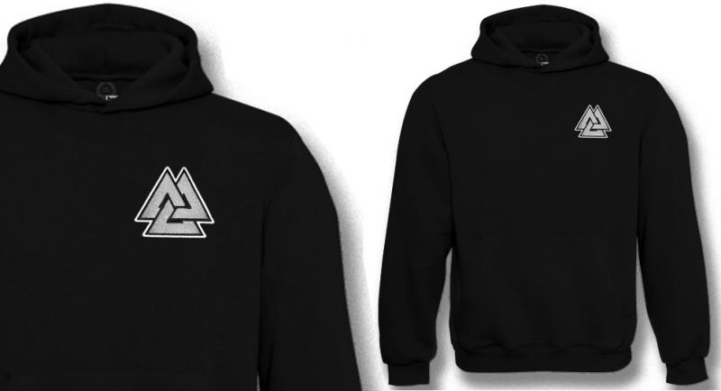 HOODY ODIN VALKNUT Sweaters & Hoodies
