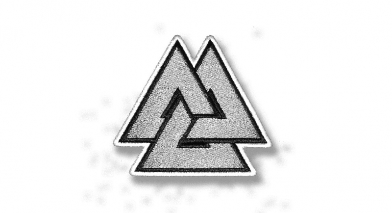 PATCH ODIN VALKNUT