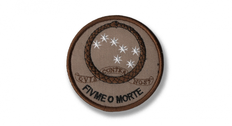 PATCH FIUME O MORTE Patches