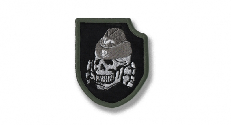 PATCH TOTENKOPF GEBIRGSJÄGER Patches