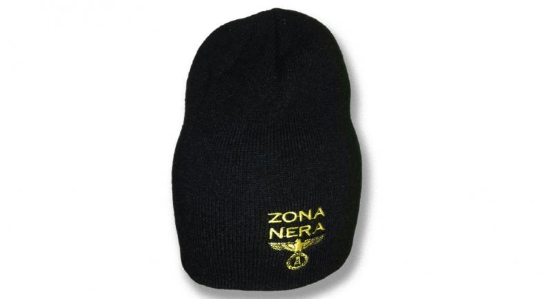 BEANIE ZONA NERA Caps