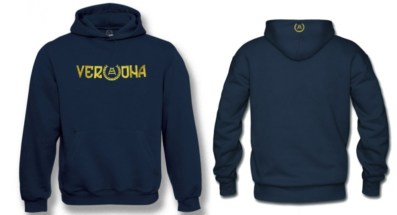 HOODY VER(alloro Scala)ONA Sweaters & Hoodies