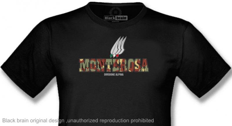 T-SHIRT MONTEROSA T-shirts