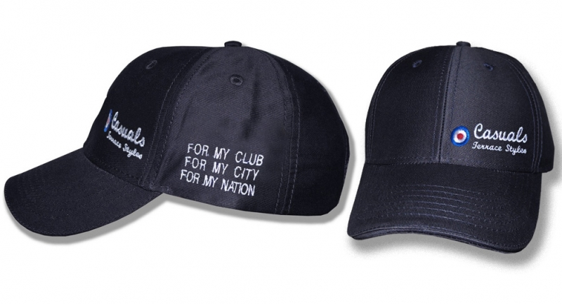 CAP CASUALS TARGET (for my Club - for my City - for my Nation) Caps