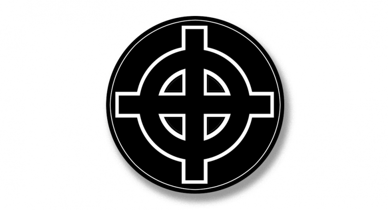 STICKER CELTICA Pins & Stickers
