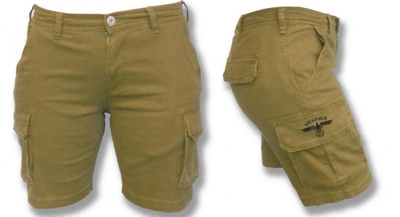 BERMUDA LEGION SAND AQUILA VERONA Shorts & trousers