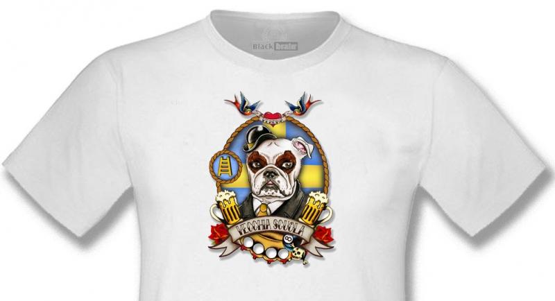 T-SHIRT VERONA VECCHIA SCUOLA T-shirts