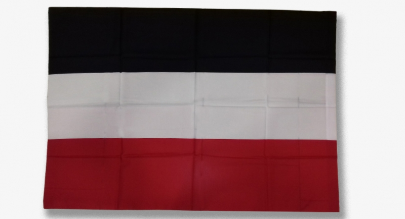 FLAG BLACK WHITE RED Flags