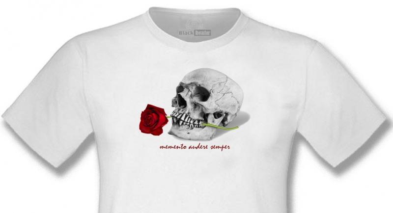 T-SHIRT MEMENTO AUDERE SEMPER T-shirts