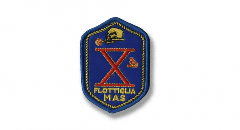 PATCH DECIMA MAS Patches