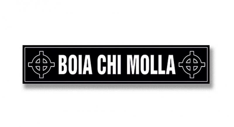 STICKER BOIA CHI MOLLA Pins & Stickers