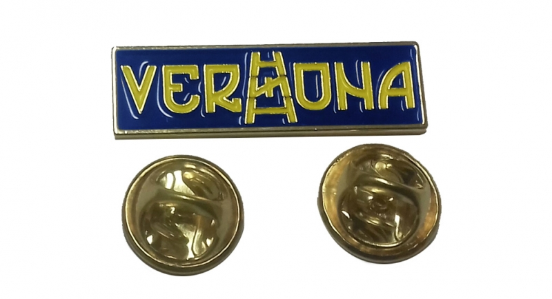 PIN VERONA SCALA RUNA Pins & Stickers