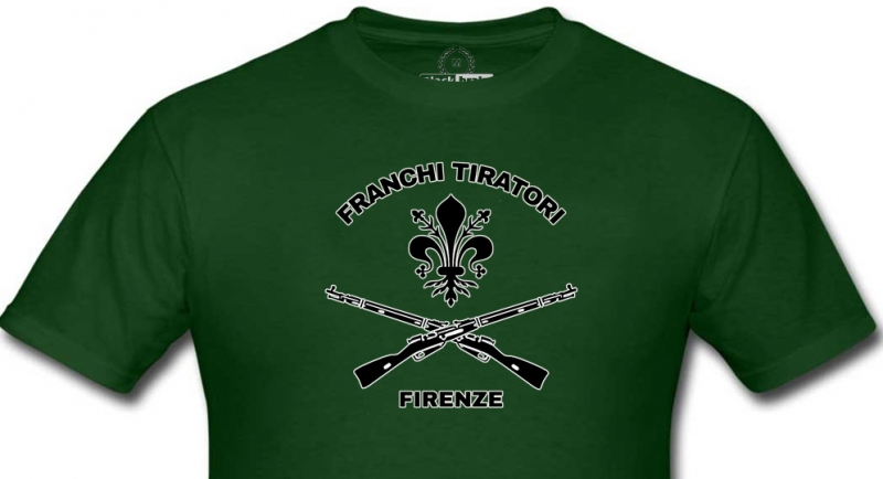 T-SHIRT FRANCHI TIRATORI T-shirts