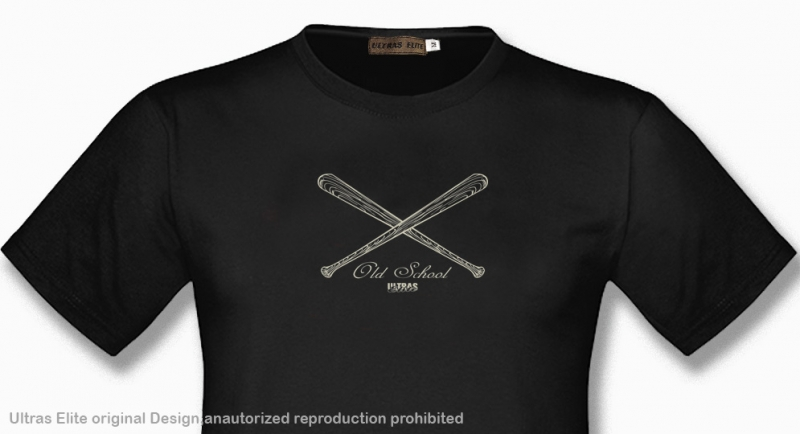 T-SHIRT ULTRAS ELITE OLD SCHOOL BATS Ultras Elite