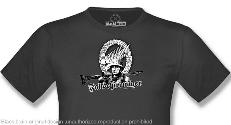 T-SHIRT FALLSCHIRMJäGER T-shirts