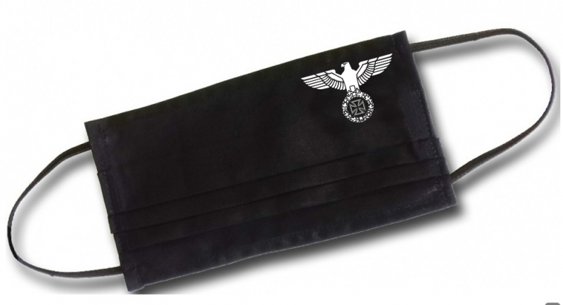 MASCHERINA EAGLE IRON CROSS Extras