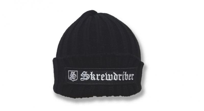 BEANIE SKREWDRIVER SHIEL APPLICATION Caps