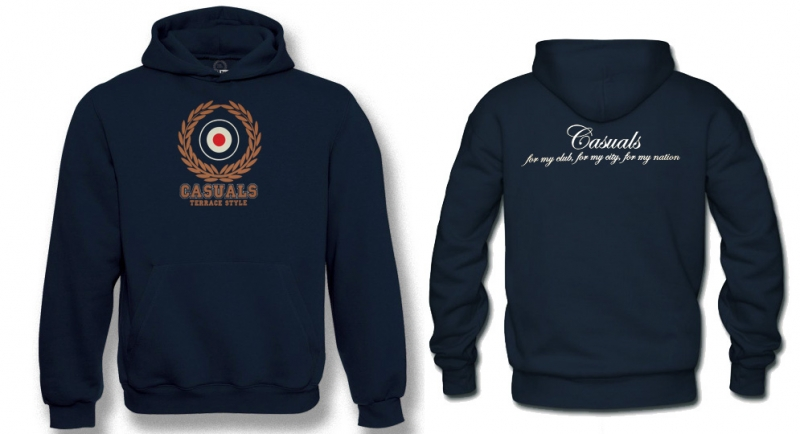 HOODY CASUALS ALLORO Sweaters & Hoodies