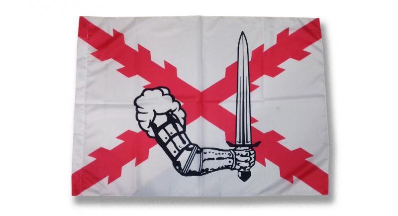 WALLONIE COMBAT FLAG