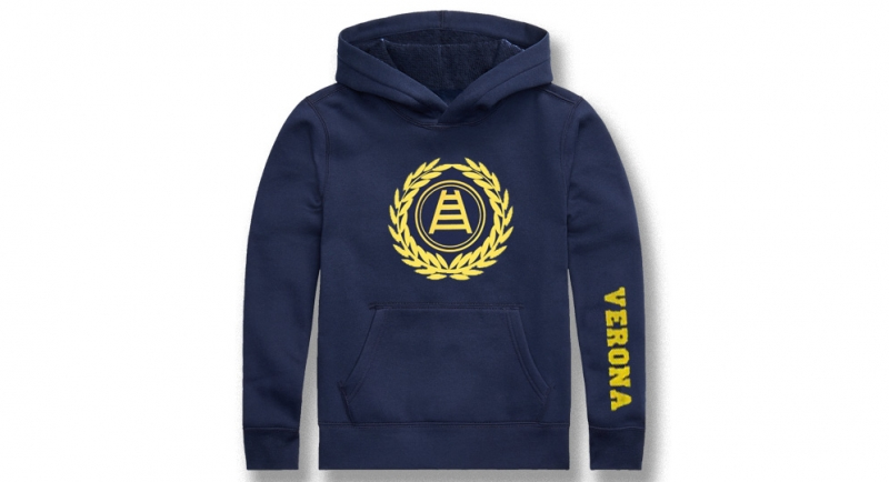 HOODY VERONA CORONA SCALA For Kids Ultras Baby