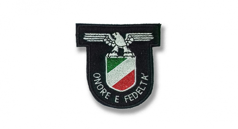 PATCH ONORE E FEDELTA'