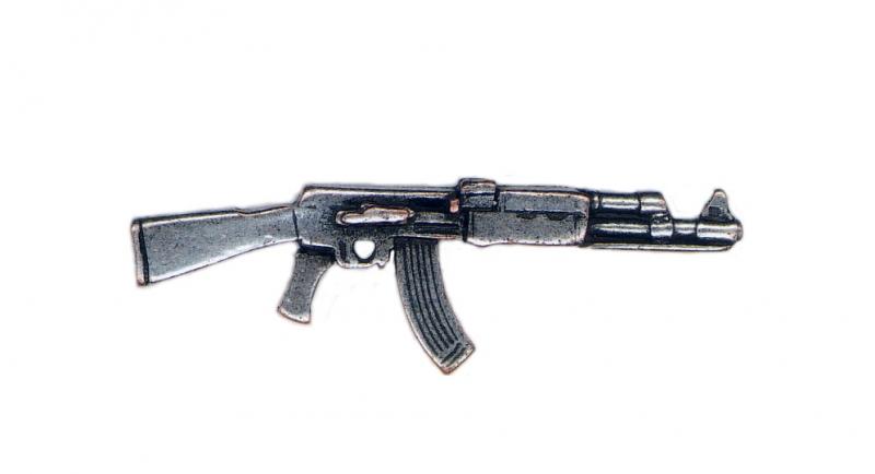 PIN AK47