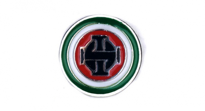 PIN ITALIAN SKINHEADS