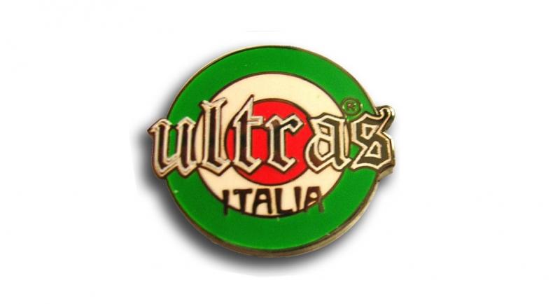 PIN ULTRAS ITALIA