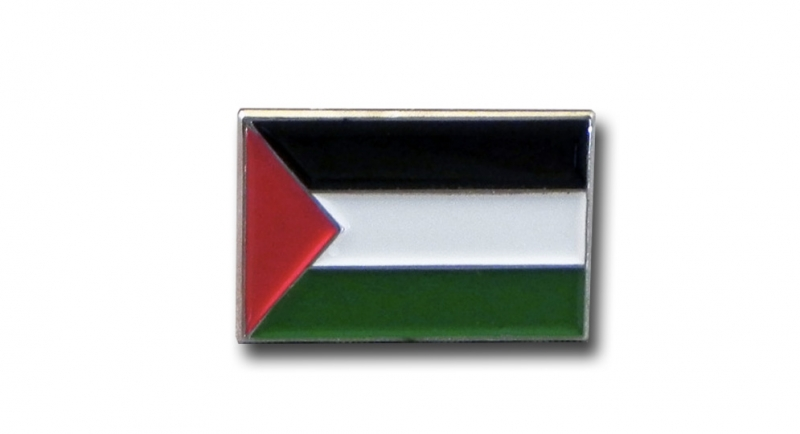 PIN-PALESTINA FLAG Pins & Stickers