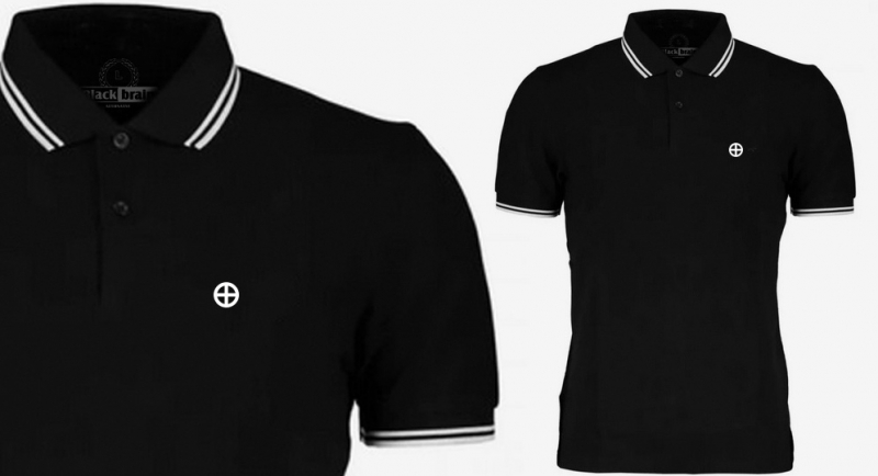 POLO TIPPED CELTIC WHEEL Polos Pullovers Shirts
