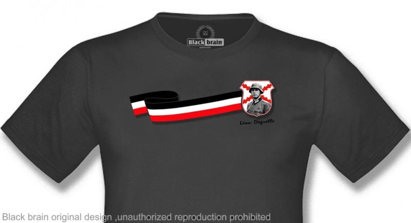 T-SHIRT LEON DEGRELLE T-shirts
