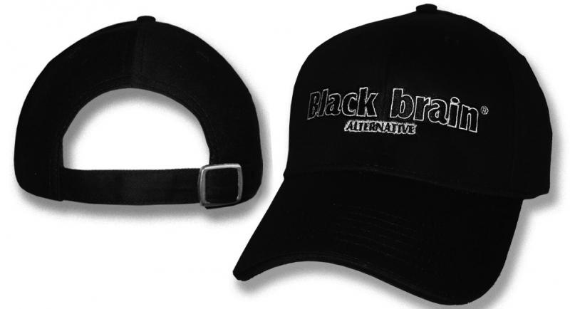 CAP BLACK BRAIN CLASSIC Caps