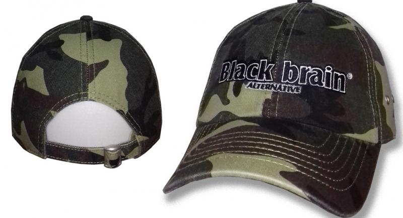 CAP BLACK BRAIN CAMO CLASSIC Caps
