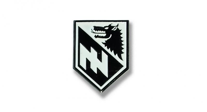 PIN WERWOLF Pins & Stickers