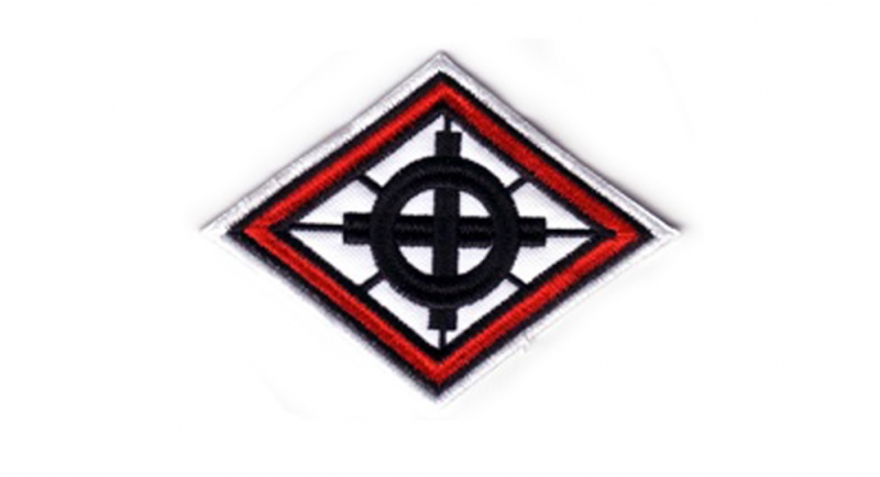 PATCH CELTICA ROMBO