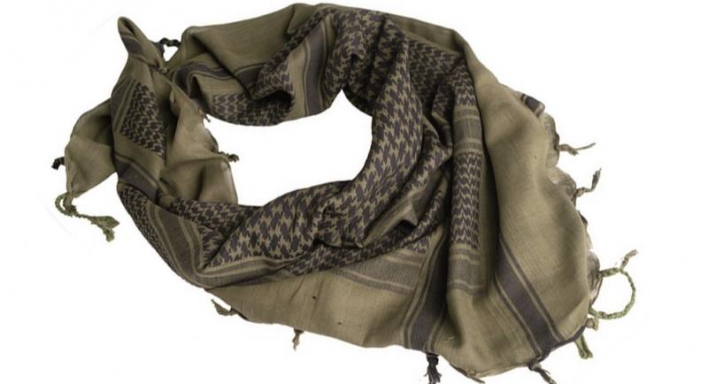 SHEMAGH OLIVA Scarves