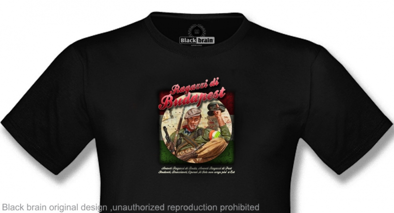 T-SHIRT RAGAZZI DI BUDAPEST T-shirts