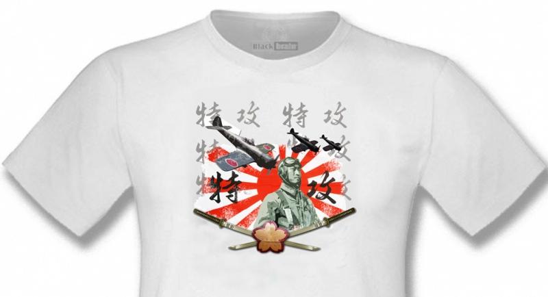 T-SHIRT KAMIKAZE T-shirts
