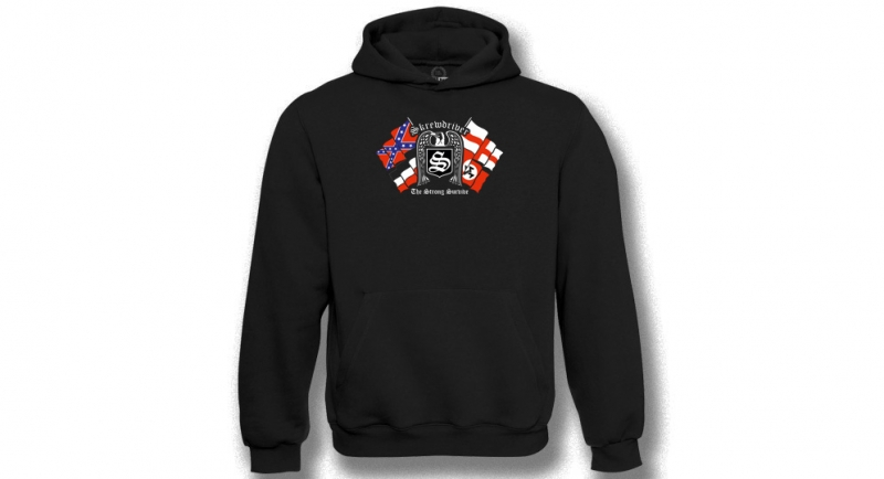 HOODY SKREWDRIVER THE STRONG SURVIVE