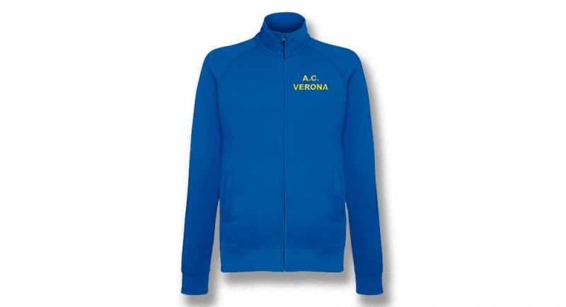 SWEATER JACKET FULL ZIP A.C.VERONA Sweaters & Hoodies