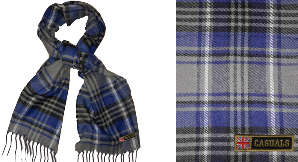 SCARF CASUALS CLAN